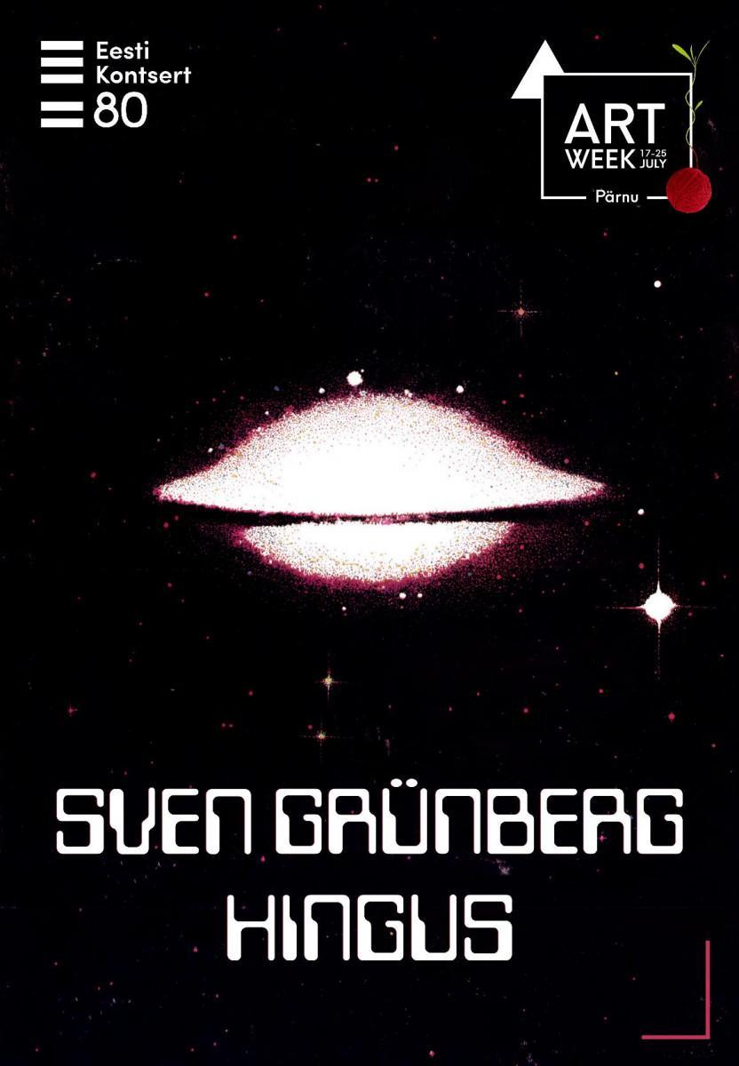 Sven Grünberg concert The Breath